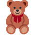 🧸 teddy bear Emoji on Twitter Platform