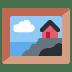 🖼️ framed picture Emoji on Twitter Platform