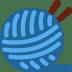 🧶 yarn Emoji on Twitter Platform
