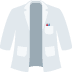 🥼 lab coat Emoji on Twitter Platform