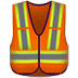 🦺 safety vest Emoji on Twitter Platform
