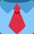 👔 necktie Emoji on Twitter Platform