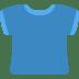 👕 T-Shirt Emoji on Twitter Platform