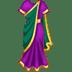 🥻 Sari Emoji on Twitter Platform