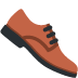 👞 man's shoe Emoji on Twitter Platform