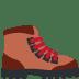 🥾 Hiking Boot Emoji on Twitter Platform