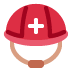⛑️ rescue worker's helmet Emoji on Twitter Platform