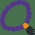 📿 prayer beads Emoji on Twitter Platform