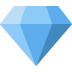 💎 Gem Stone Emoji on Twitter Platform