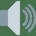 🔊 speaker high volume Emoji on Twitter Platform