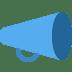 📣 Megaphone Emoji sa Twitter Platform