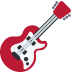 🎸 guitar Emoji on Twitter Platform