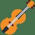 🎻 violin Emoji on Twitter Platform