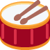 🥁 drum Emoji on Twitter Platform