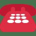 ☎️ telephone Emoji on Twitter Platform