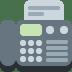 📠 Faxapparaat Emoji op Twitter Platform