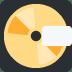 💽 computer disk Emoji on Twitter Platform