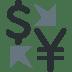 💱 Currency Exchange Symbol Emoji on Twitter Platform