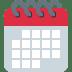 🗓️ spiral calendar Emoji on Twitter Platform