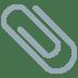 📎 paperclip Emoji on Twitter Platform