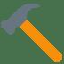 🔨 hammer Emoji on Twitter Platform
