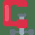 🗜️ clamp Emoji on Twitter Platform