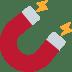 🧲 magnet Emoji on Twitter Platform