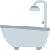 🛁 Bathtub Emoji on Twitter Platform