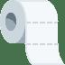 🧻 Roll Of Paper Emoji on Twitter Platform