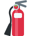 🧯 fire extinguisher Emoji on Twitter Platform