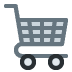 🛒 shopping cart Emoji on Twitter Platform