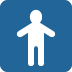 🚹 men's room Emoji on Twitter Platform