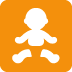 🚼 baby symbol Emoji on Twitter Platform