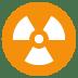 ☢️ radioactive Emoji on Twitter Platform
