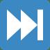 ⏭️ next track button Emoji on Twitter Platform