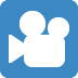 🎦 Cinema Symbol Emoji on Twitter Platform