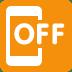 📴 mobile phone off Emoji on Twitter Platform