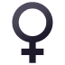 ♀️ female sign Emoji on Twitter Platform
