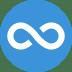 ♾️ infinity Emoji on Twitter Platform