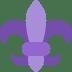 ⚜️ fleur-de-lis Emoji on Twitter Platform