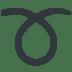 ➰ curly loop Emoji on Twitter Platform