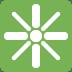 ❇️ sparkle Emoji on Twitter Platform