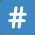 #️⃣ keycap: # Emoji on Twitter Platform