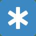 *️⃣ keycap: * Emoji on Twitter Platform