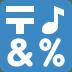 🔣 input symbols Emoji on Twitter Platform