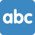 🔤 input latin letters Emoji on Twitter Platform