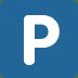 🅿️ P button Emoji on Twitter Platform