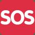 🆘 SOS button Emoji on Twitter Platform