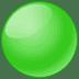 🟢 green circle Emoji on Twitter Platform