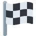 🏁 chequered flag Emoji on Twitter Platform